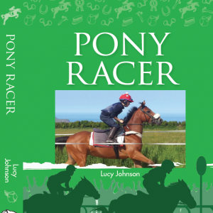PONY RACER by Lucy Johnson