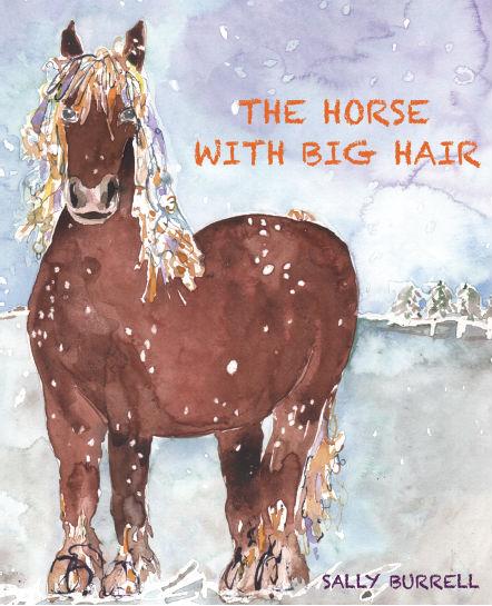 horsewithbighair