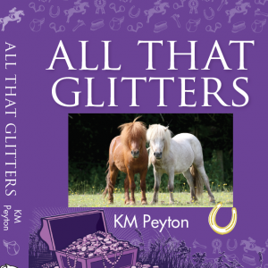 All that Glitters by KM Peyton